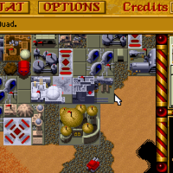 74610-dune-ii-the-building-of-a-dynasty-dos-screenshot-harkonnen