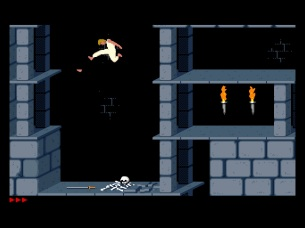 OldGames-разное-Prince-of-Persia-1-DOS-1556205